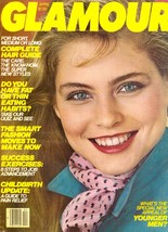 1980 Glamour Fashion Magazine Kim Alexis Donna Pescow Kelly Emberg Cars ... - $53.05