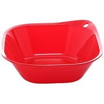 Dazzle Colour Fashion Creative Multi-purpose Bowl Of Fruit(Red - $18.17