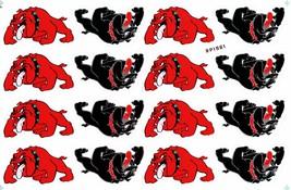D534 Bulldog dog Sticker Decal Racing Tuning Size 27x18 cm / 10x7 inch - $3.49
