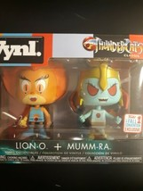 Thundercats Classic Lion-O and Mumm-RA Vynl Funko Pop Exclusive NIB - $16.99