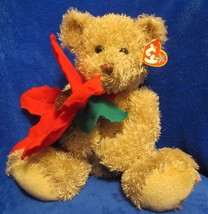 Ty Beanie Buddy 2005 Holiday Teddy TAG IS NOT MINT - $7.12