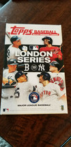 2019 Topps London Séries 21 Carte Boite Ensemble Yankees Rouge Sox Juge ... - $21.95