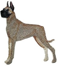 Amazing Custom Dog Portraits [Great Dane] Embroidery Iron On/Sew patch [... - €8,51 EUR