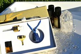 Gemstone Aromatherapy Essential Oil Diffuser Necklace (Lapis Lazuli) - $59.99