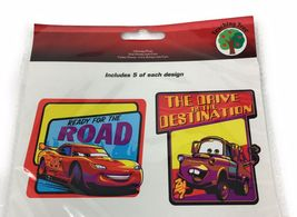 Disney Pixar Cars Classroom Decorations 10 Per Pack For School Or Home image 3