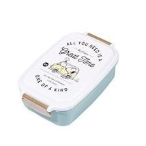 New Snoopy Lunch Box 500ml Beagle Wagon 85940 PEANUTS Japan - $42.06