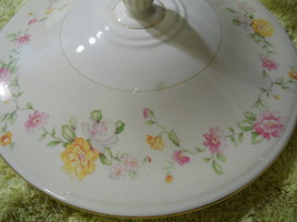 Homer Laughlin Egg Shell Nautilus  Casserole Dish Cover, Replacement  G 40 N 5 - $9.89