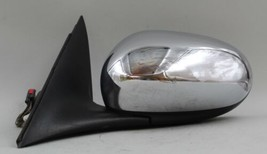 04 05 06 07 Jaguar XJ8 Left Silver Driver Side Power Door Mirror Oem - $173.24