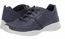 Skechers Size 7.5 M SEAGER MAJOR LEAGUE Navy Blue Sneakers New Women's S... - $88.11