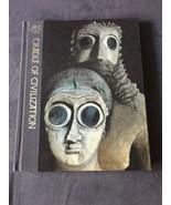 Great Ages of Man Cradle of Civilization Samuel Noah Kramer & Time Life ... - $15.83