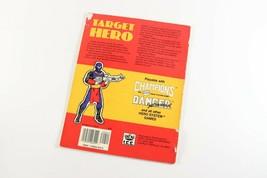 Vintage #34 Hero System Games TARGET HERO Super Champions Adventure Supp... - $8.99
