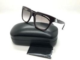 Coach sunglasses HC8240 55203B Oxblood Grey Pink Gradient 8240 burgundy ... - $87.27