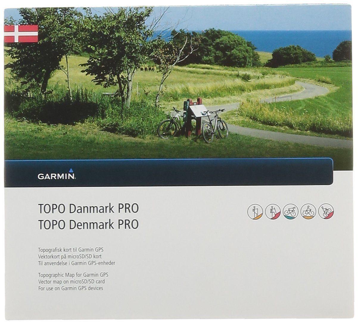 Garmin Topo Denmark V3 Pro Danmark And 33 Similar Items