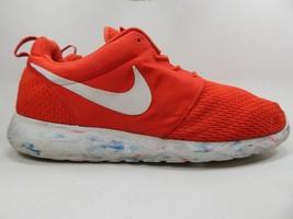 Nike Roshe Run Size US 14 M (D) EU 48.5 Men's Running Shoes Red 669985-600