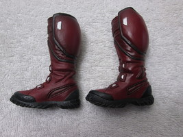 Avengers Captain America Pair of Boots 1/6th Scale MMS 174 - Hot Toys 2012 - $46.44