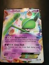 Pokemon Card Gallade EX XY45 Holo Foil Ultra Rare Promo M//NM