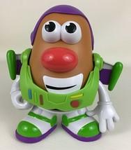 Disney Pixar Toy Story Mr Potato Head Spud Lightyear Figure Buzz 2017 Ha... - $20.45