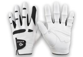 Bionic Men's StableGrip With NaturalFit Golf Glove, Left, White, Medium/Large - $48.58