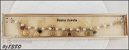 Vintage Junior Jewels Little Girls Bracelet in Original Box (#J1380) - $28.00