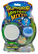 SEALED Horizon Group SlimyGloop Mystery Aliens Slime Mix'Ems + Surprise Figure