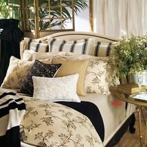 Lauren Ralph Lauren Bedding Plage D'or Stripe King Flat Sheet Bedding - $118.79
