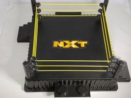 WWE NXT Custom Retro Ring WWF Hasbro Mattel - $112.20
