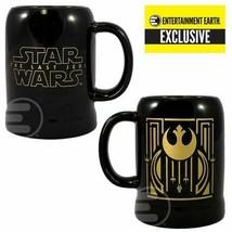 Star Wars 20 oz. Stein Limited Edition The Last Jedi Rebel Symbol Numbered - $12.82