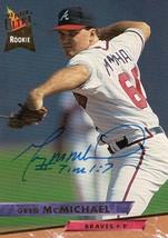 1993 Ultra #308 Greg McMichael autograph baseball card - $0.50