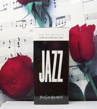 Jazz By Yves Saint Laurent EDT Spray 3.3 FL. OZ. NWB - $249.99