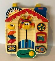 Vintage 1999 Fisher Price Itsy Bitsy Spider Activity Center Crib Toy Cri... - $24.99