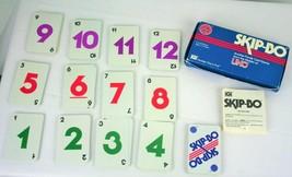 Vintage 1982 Skip-Bo Card Game No.1050 159 Cards Instructions Incomplete - $18.49