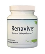 Renavive Treatment For Kidney Stones 60 Capsules - $49.00