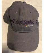 Microsoft Visual Studio Hat #teamtowin Cap Baseball Ultimate Grand Prix ... - $27.71