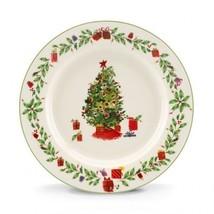 Lenox Holiday Inspirations Christmas Tree Salad Plate 843395 - $22.76
