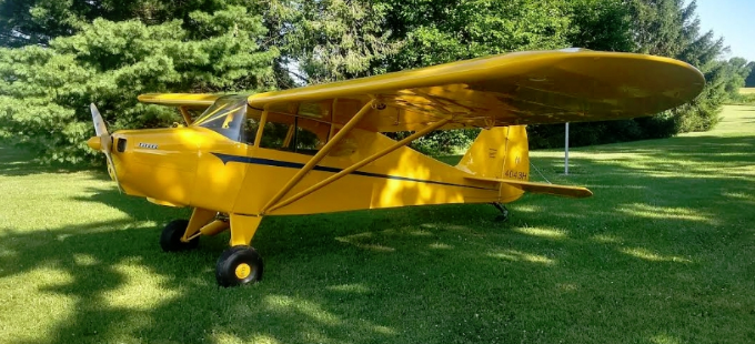 1948 PIPER VAGABOND For Sale In Richwood, OH 43344
