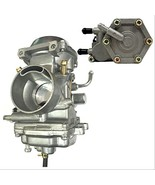 ZOOM ZOOM PARTS POLARIS TRAIL BOSS 330 CARBURETOR FUEL PUMP 2010 CARB NON HO FRE - $54.95