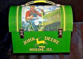 John Deere Lunch Box  AA18-JD0035 2005