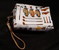 Clutch Bag/Wristlet/Makeup Bag - Golf image 2