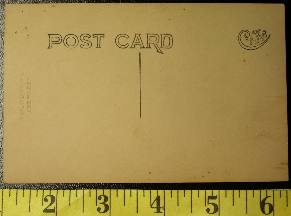 Photo Post Card Very Cute Baby Boy Early 1900`S Wow!