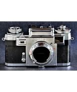 Contax IIIa Rangefinder 35mm Camera Zeiss Ikon Similar to Nikon S2   - $254.00