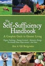 The Self Sufficiencdy Handbook - $10.95