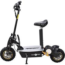 ELECTRIC SCOOTER MOTOTEC 2000w 48v FRONT AND REAR DISC BRAKES FOLDING SCOOTER image 2