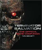Book - Movie - Terminator Salvation:  The Official Movie Companion by T.... - $17.08