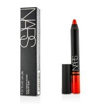 NARS Satin Lip Pencil, shade=Timanfaya NEW - $18.84