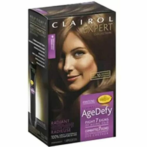 Clairol Age Defy Expert Collection 6 Light Brown 1 Kit, 1.000-Kit - $16.52