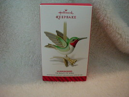 Hallmark Ornament - HUMMINGBIRD 2014, FREE USPS SHIP - $28.66