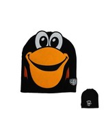Toddlers' Pittsburgh Penguins Cast Mascot Knit Hat Mascot Boys Girls New... - $16.82