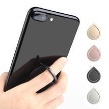 Metal Water Drop Ring Grip Bracket Universal Phone Stand for smartphone - $11.99