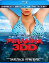 Piranha (Blu-Ray/3D/DVD/Dc/3 Disc) (3-D)