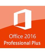 Microsoft Office 2016 Professional Plus Key & Download 32/64 Bit -English - $10.90